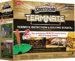 how to install termite bait stations