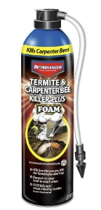termite resistant spray foam